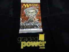 Weatherlight Booster Pack Korean BB Sealed 001
