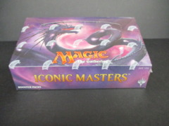 Iconic Masters Booster Box SEALED