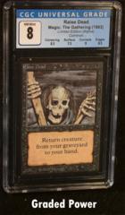 Raise Dead CGC 8