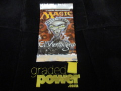 Weatherlight Booster Pack Spanish BB Sealed 001
