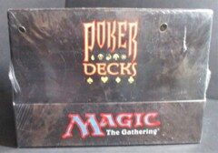 MTG Poker Deck (Full Display SEALED)