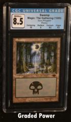 Swamp Guru Program Promo CGC 8.5