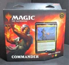 Commander Legends Arm For Battle Deck