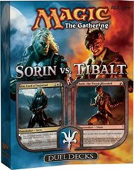 Sorin vs Tibalt Duel Decks SEALED