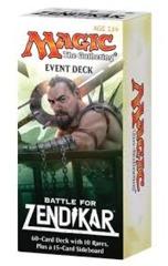 Battle for Zendikar Event Deck SEALED