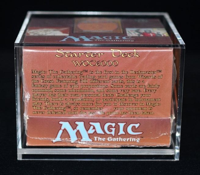 MTG Acrylic Starter Box Display Guard (60002)