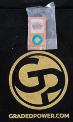 Pokemon League Johto Region Golden Rod Gym Badge 2001 Pin
