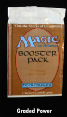 Beta Booster Pack HP (EMPTY)