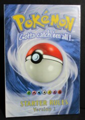 Pokemon Starter Rule Book Version 1