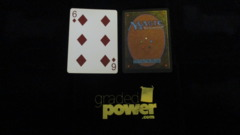 (1) Six of Diamonds Yaquinto Playing Card