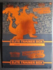 Champions Path ETB Box Outer Sleeve