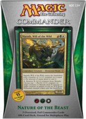 2013 Nature of the Beast Commander Deck SEALED
