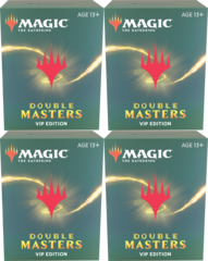 Double Masters VIP Edition Pack x4
