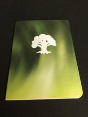 Green Mana Pocket Journal (1) NEW