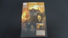 Magic the Gathering Path of Vengeance Comic Book #3 Ogre Arsonist SEALED