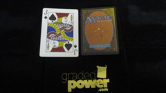 (1) Jack of Spades Yaquinto Playing Card