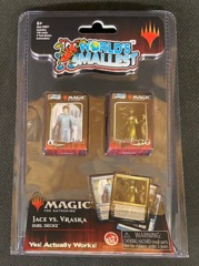 Worlds Smallest Magic the Gathering Cards Jace vs Vraska Duel Decks