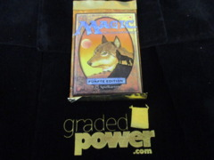 5th Edition Wyluli Wolf Booster Pack German WB Sealed