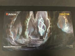 Eternal Weekend Cavern of Souls Playmat NEW