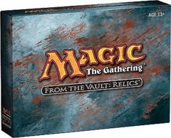 From the Vault Relic Box Set SEALED