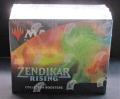 Zendikar Rising Collector Booster Box (SEALED)