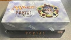 Portal 2 Second Age Precon Theme Deck Box SEALED
