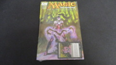 Magic the Gathering Path of Vengeance Comic Book #4 Corrupt SEALED