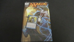 Magic the Gathering Path of Vengeance Comic Book #1 Turnabout SEALED