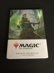 Nissa 4 pack Pocket Journal SEALED