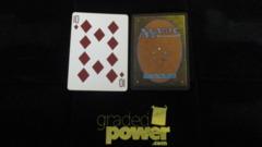 (1) Ten of Diamonds Yaquinto Playing Card