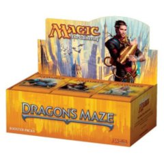 Dragons Maze Booster Box SEALED