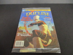 The Duelist Magazine #14 MINT and Sealed