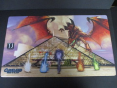 Grand Prix Cleveland 2015 Side Event Playmat NM