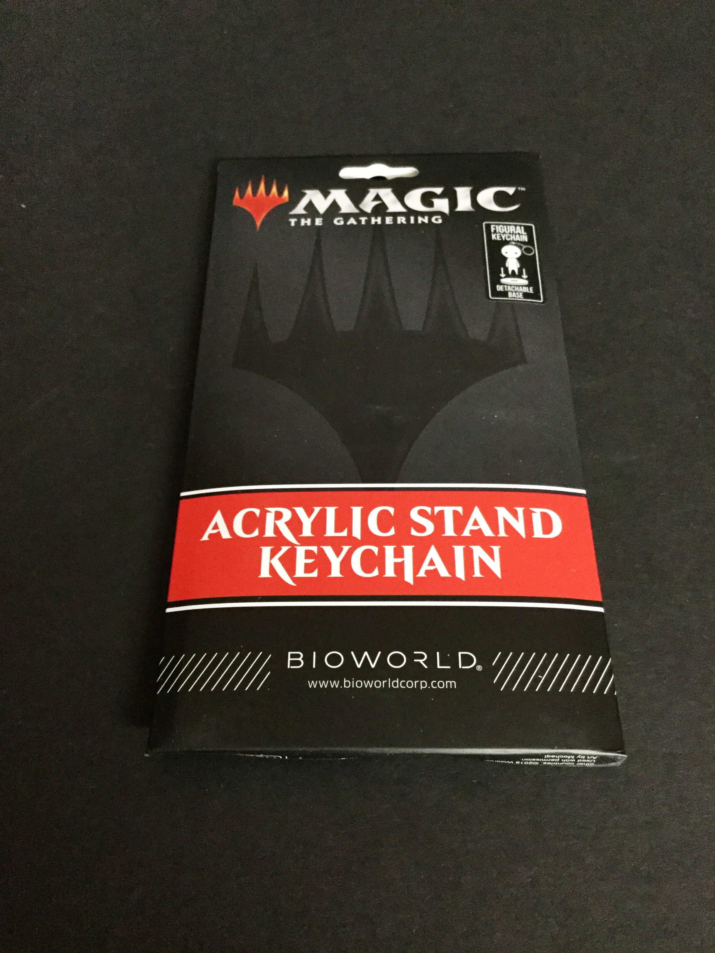 Magic The Gathering *Mystery* Acrylic Keychain Series 2 (Random) SEALED