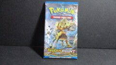 Breakpoint Pokemon Booster Pack