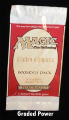 Fallen Empires Booster Pack (EMPTY)