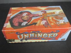 Unhinged Booster Box SEALED