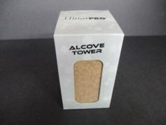 Ultra Pro Alcove Tower Cork Flip Deck Box NIB