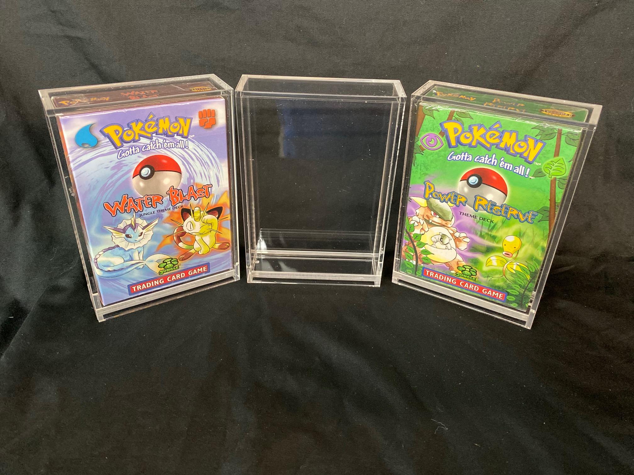 Pokemon Acrylic Theme Deck Display (60005)