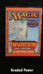 Invasion Tournament Deck SEALED