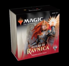 Guilds of Ravnica Boros Prerelease Pack SEALED