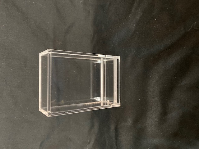 MTG Acrylic BGS Card Protector with Stand Magic