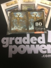 Ultra Pro Nicol Bolas Matte Deck Protector Sleeves (80 count)