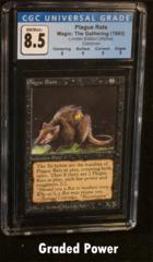 Plague Rats CGC 8.5