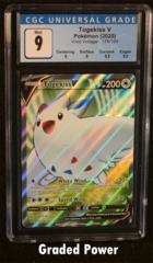 Togekiss V CGC 9 Quad++ (7179) 178/185