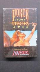 MTG WOTC Sealed Poker Decks
