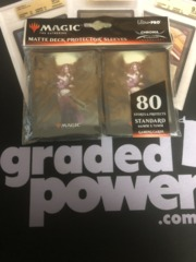 Ultra Pro Liliana, Untouched by Death Matte Deck Protector Sleeves (80 count)