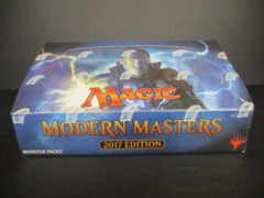 Modern Masters 2017 Booster Box SEALED
