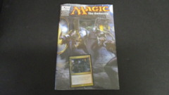 Magic the Gathering Comic Book #4 Electrolyze SEALED