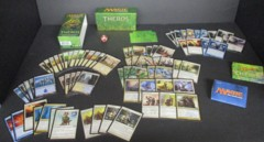 Theros Inspiring Heroics Event Deck (Completed) NM